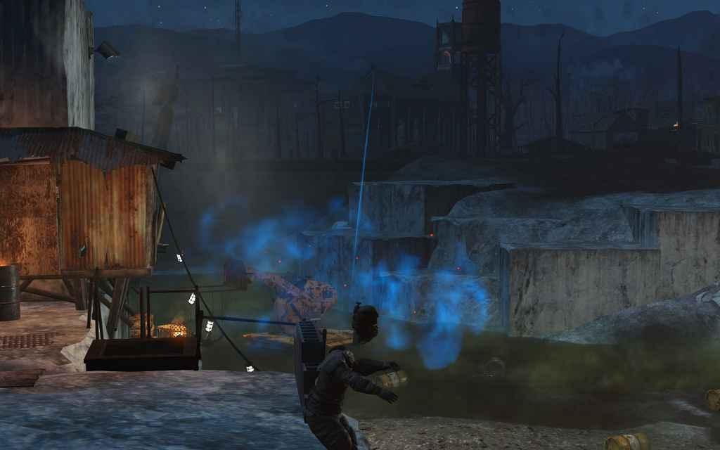 Мод Fallout 4 — Увеличенная дальность стрельбы