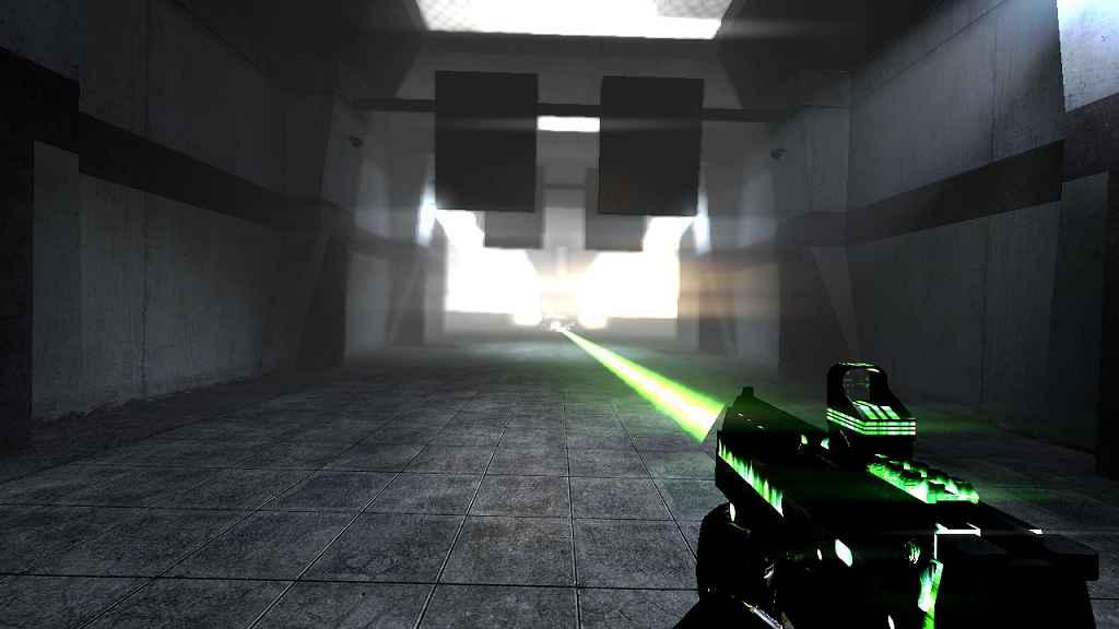 Мод Garrys mod 13 — Лазерные пушки и девайсы