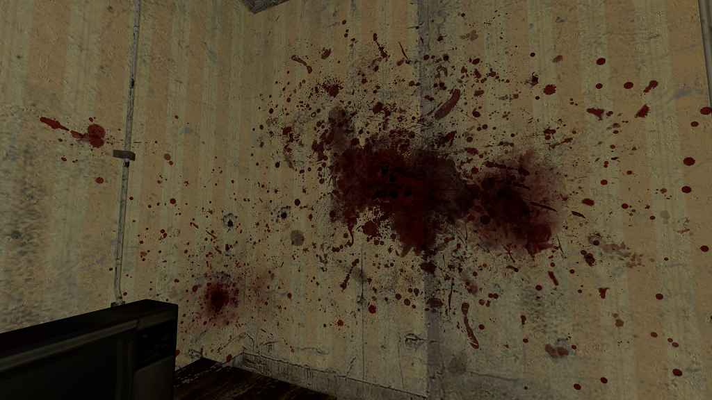 Garrys mod 13 — 4k текстуры крови