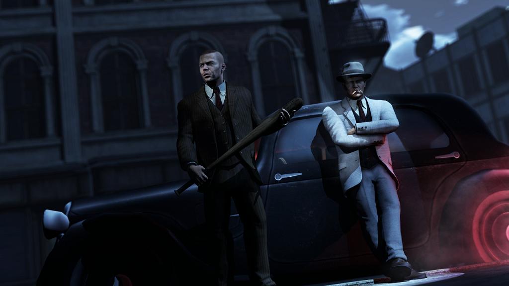 Мод Garrys mod 13 — Модель для игрока и NPC Детектив из L.A. Noire