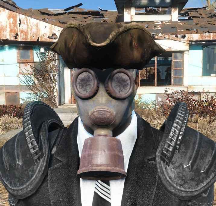 Мод Fallout 4 — Модульная броня для всего (Armorsmith Extended)