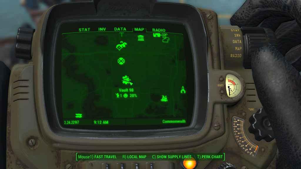 Fallout 4 — Убежище 98