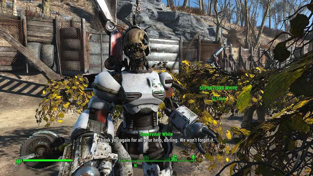 Мод Fallout 4 — Улучшенный Профессор Гудфилс, Бадди и Мистер Помощник