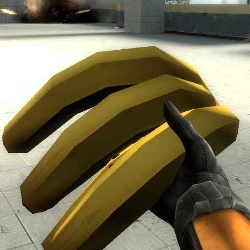 Мод Garrys mod 13 — TTT Banana Bomb