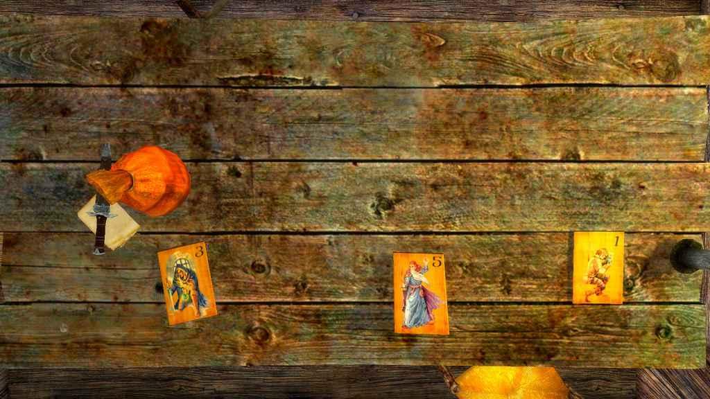Мод Skyrim — Карточная игра «Битва героев»
