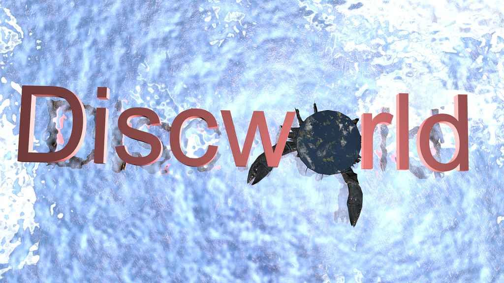 Мод Skyrim — Плоский мир (Discworld)