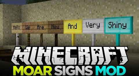 MoarSigns-Mod
