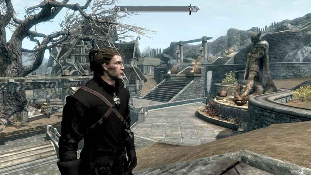 Skyrim — Witcher New Moon Armor
