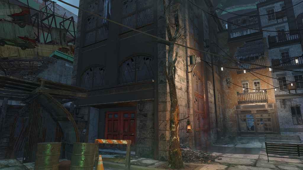 Мод Fallout 4 — Новый дом для игрока «Добрососедский»
