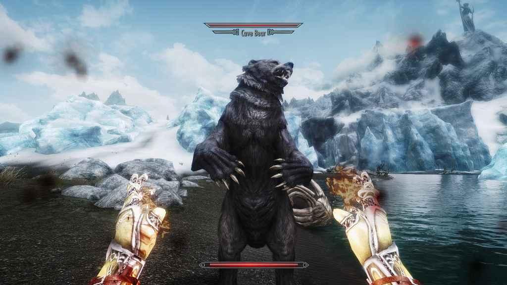 Мод Skyrim — Combat Evolved / Мод делающий врагов значительно сильнее