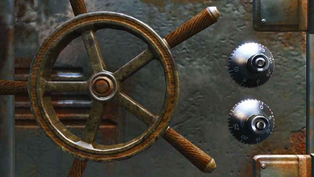 Fallout 4 — Переработка дропа с промышленных и довоенных ящиков
