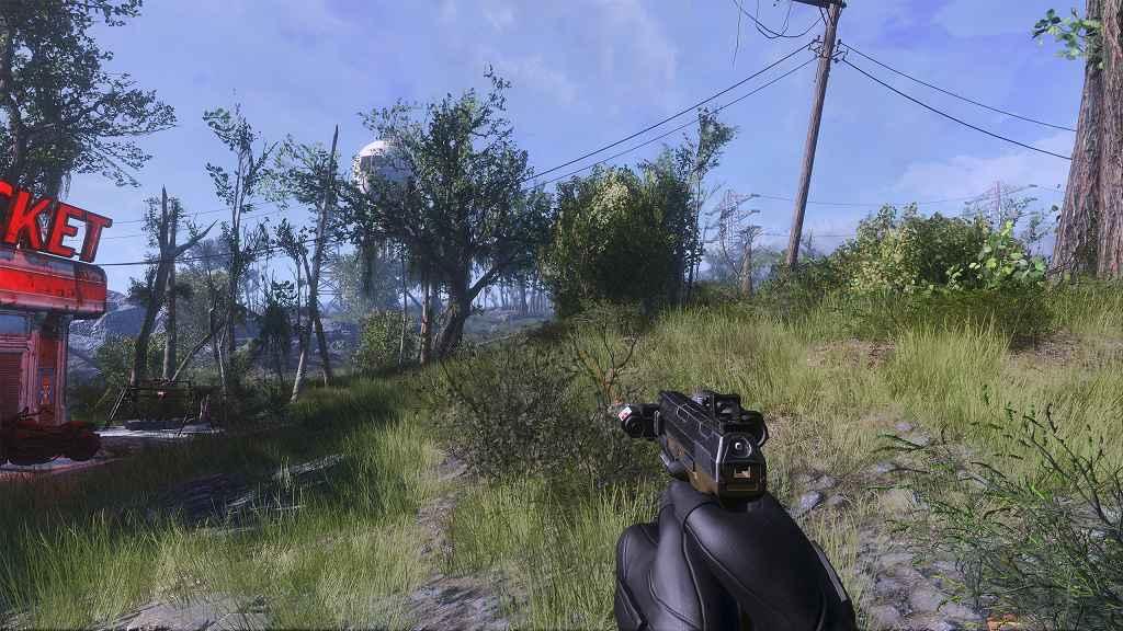 Мод Fallout 4 — Вальтер п99