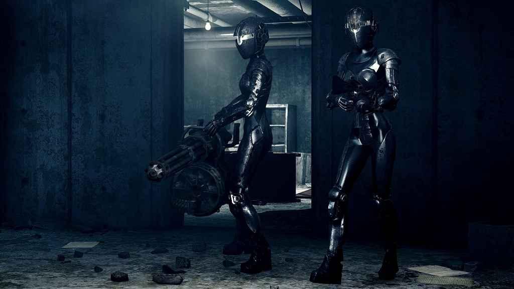 Мод Fallout 4 — новая броня для девушек «Сириус»