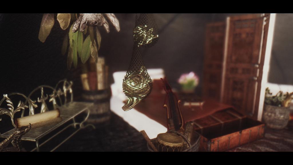 Мод Skyrim — Хижина некроманта
