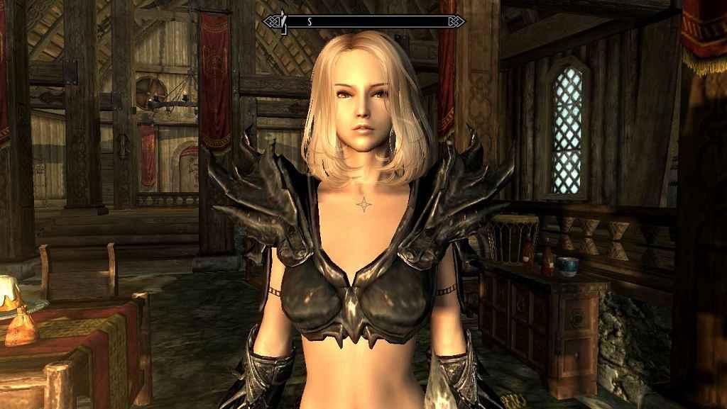 Мод Skyrim — Спутница Арис