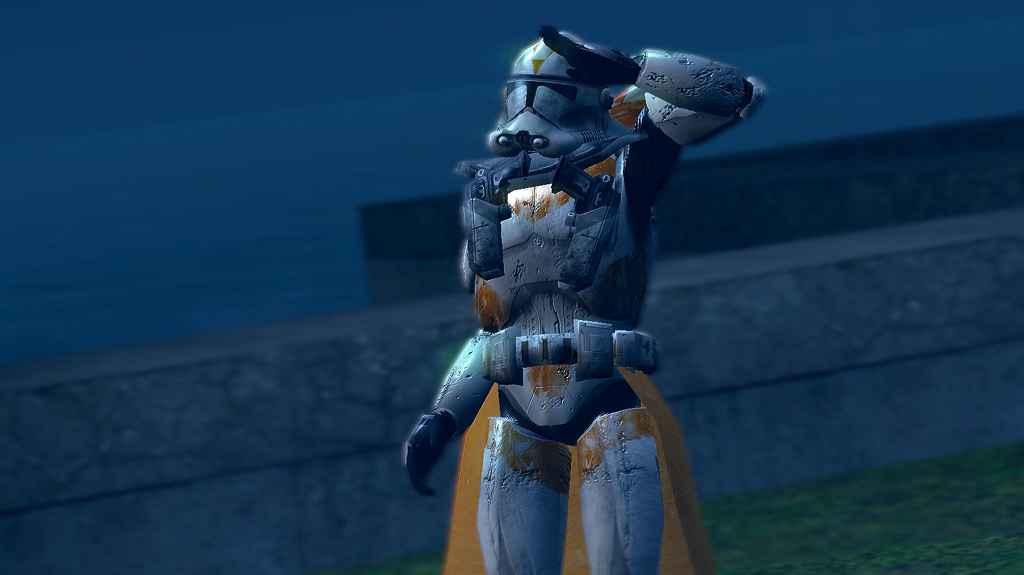 Мод Garrys mod 13 — Star Wars 212th — мега-пак клонов