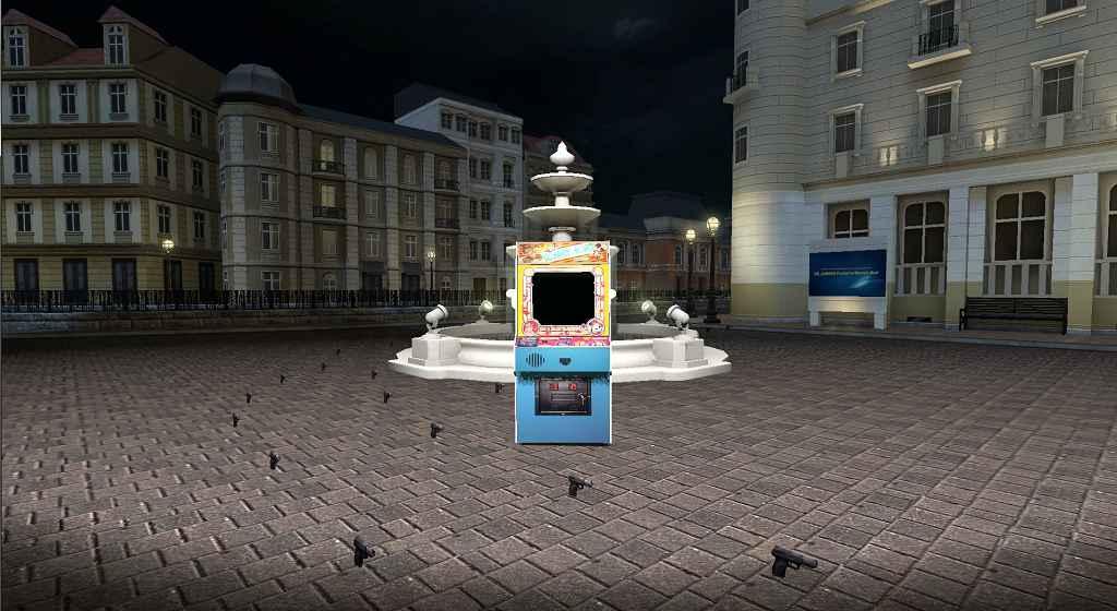 Мод Garrys mod 13 — Аддон добавляющий 2 автомата с аркадами