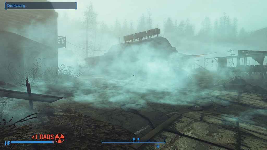 Мод Fallout 4 — Оптимизация тумана в DLC «Далёкая гавань»