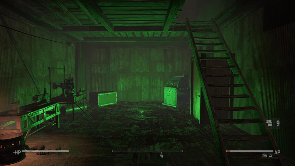Мод Fallout 4 — Светящиеся палки