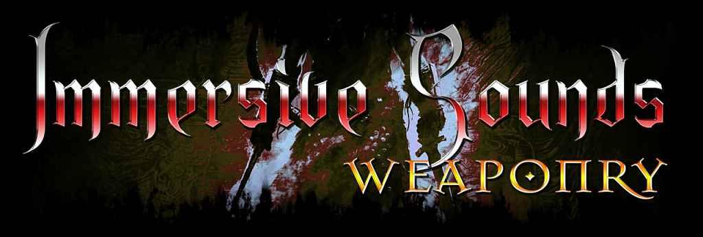 Мод Skyrim — Новые звуки для оружия