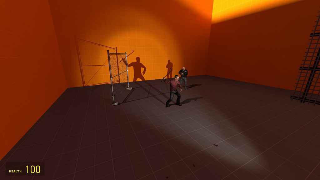 Мод Garrys Mod 13 — Динамические тени