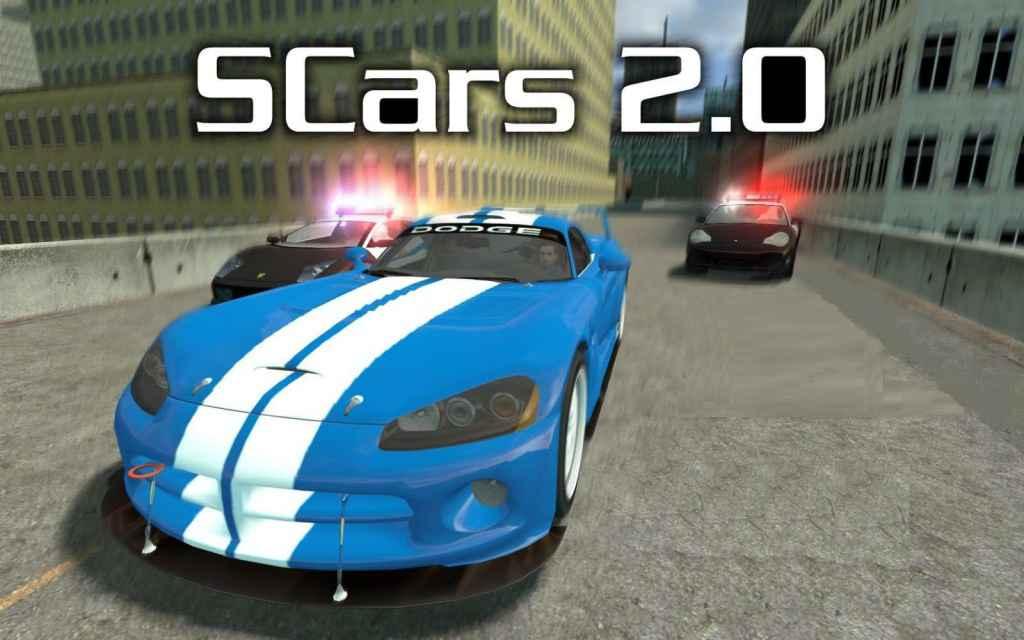Мод Garrys Mod — SCars 2.1 Pack (SCars Slim / SCars Basic / SCars Extra)