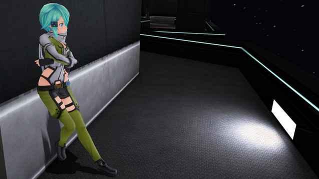 Garrys Mod 13 — Модель игрока Синон