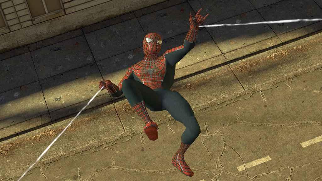 Мод Garrys Mod 13 — Модель игрока Spider Man