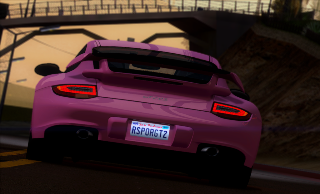 Модификация GTA: SA — ENB Series для слабых ПК by Shooter