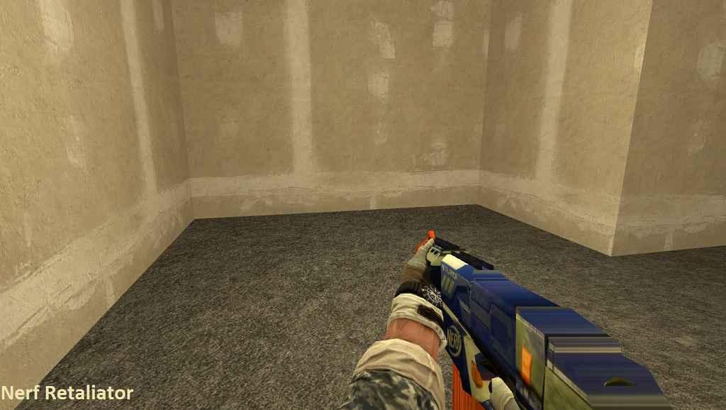 Мод Garrys Mod — Игрушечные пушки