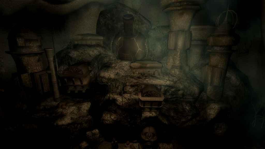 Oblivion — Двемерские руины и подземный город-завод Arkshtrumz [RUS]