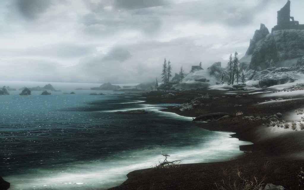 Мод Skyrim — Волны
