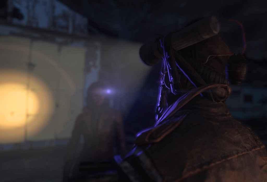 Мод Fallout 4 — Тактические фонари