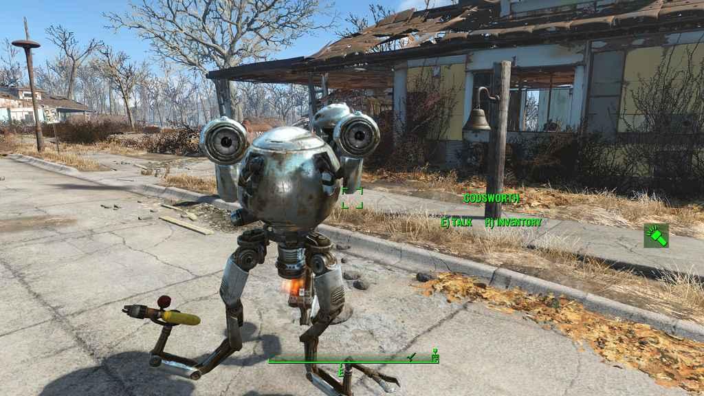 Мод Fallout 4 — Быстрая Торговля