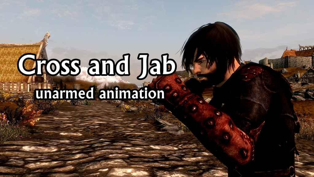 Мод Skyrim — Изменение безоружных анимаций