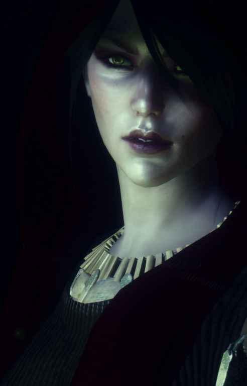 Мод Skyrim — Костюм Ведьмы Ветров