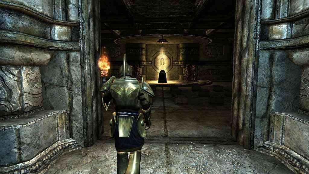 Мод Skyrim — Quest — Forgotten City (Квест «Забытый город»)(RUS)