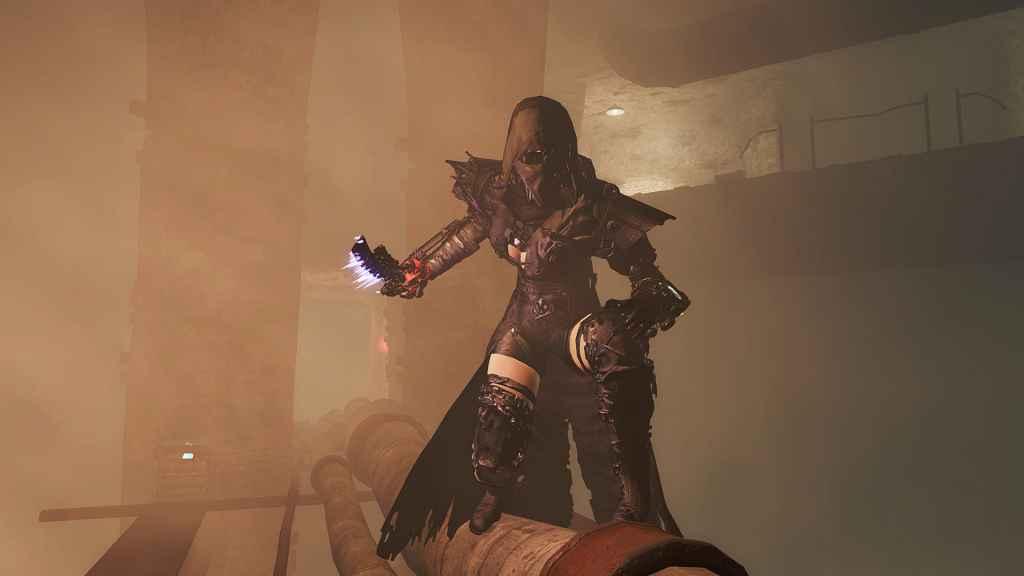 Мод Fallout 4 — Броня Охотника на Ведьм