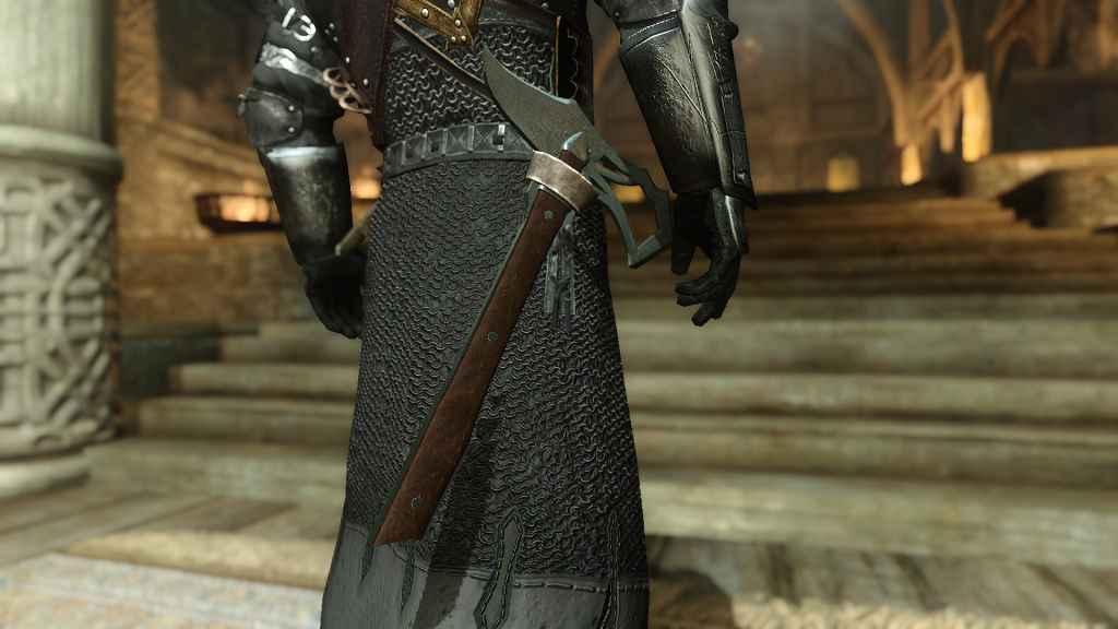Мод Skyrim — Нордский арсенал