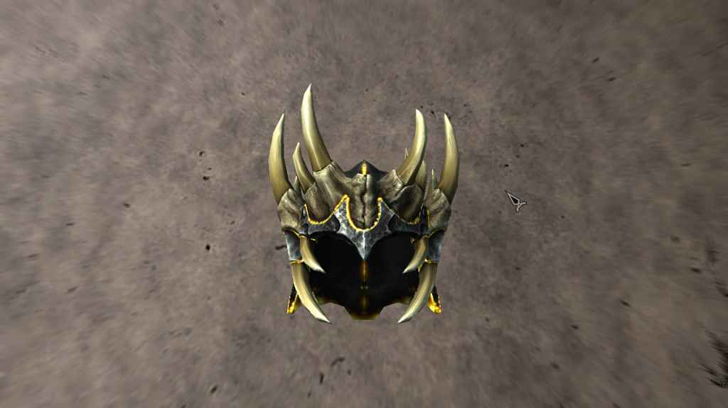 Мод Skyrim — Ретекстур Зубчатой короны