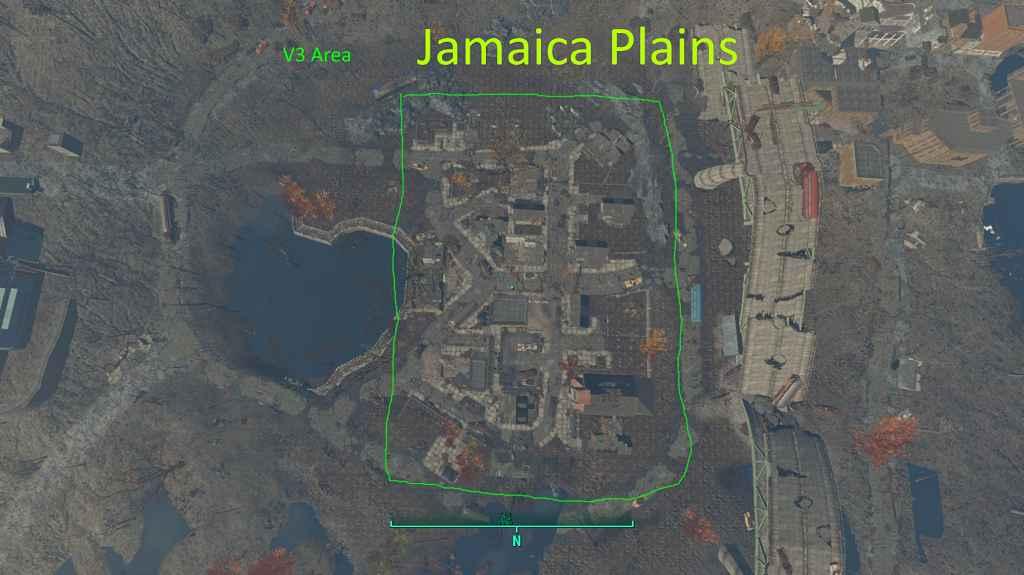 Модификация Fallout 4 — Расширенные зоны поселений