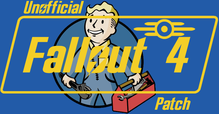 Модификация Fallout 4 — Неофициальный патч