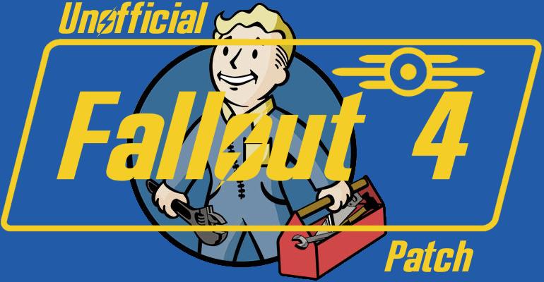 Fallout 4 — Неофициальный патч
