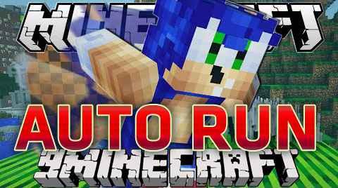 Minecraft — Автобег