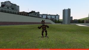 Garrys Mod — Аниматроники из FNaF 4