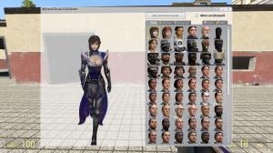 Garrys Mod — Модель Wang Yi