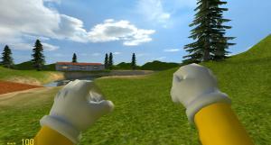 Garrys Mod — Игровая модель Марио