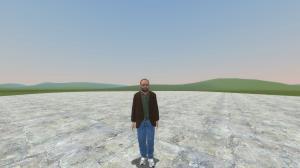 Garrys Mod — Игровая модель Лестера