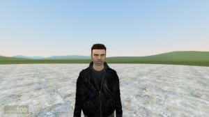 Garrys Mod — Модель ГГ из GTA III
