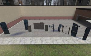Мод Garrys Mod — Инструмент для спавна рабочих дверей!